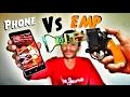 🔫 The EMP Gun vs Smartphone !