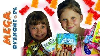 Test Słodyczy • Różne Żelki & Porównanie !!! • openbox