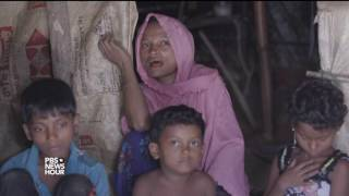 Myanmar's Rohingya stuck in limbo between persecution and relocation
