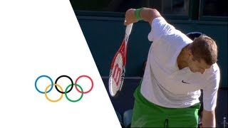 Mirnyi & Azarenka Beat Murray & Robson To Doubles Gold - London 2012 Olympics