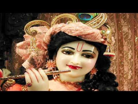 Krishna Krishna Kare Mera Mann - Krishna Bhajan   Devotional Song From ISKCON Temple