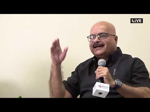 CityLive -Conversation with Journalist, wiriter Abhay Kumar Dubey with LP Pant Dainik Bhaskar