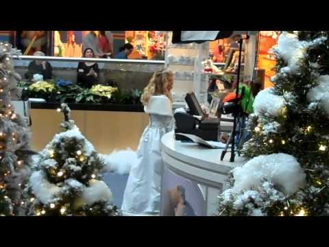 Ice Princess @ Cherry Creek Shopping Center, Denver
