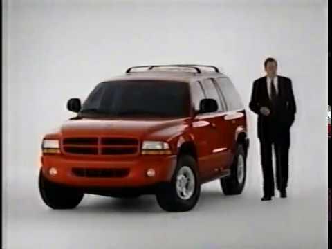 Dodge Durango Edward Herrmann Commercial 2000