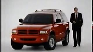 Dodge Durango Edward Herrmann Commercial (2000)
