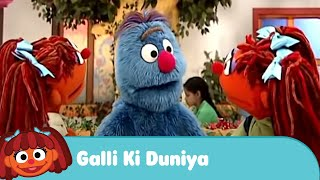 Galli Galli Sim Sim | Counting with Friends | Educational videos for children