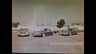 1975 Chrysler Cordoba Commercial vs Monte Carlo & Mercury Cougar