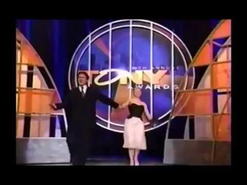 Renée Zellweger & Rob Marshall  2004 Tony Awards