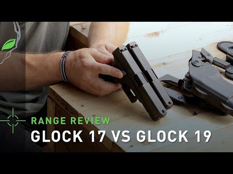 Glock 17 vs