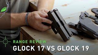 Glock 17 vs Glock 19: Which Glock 9mm Should I Get?