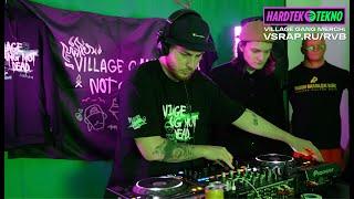 Hardtek & Tekno live DJ set 2021 x Village Gang (Russian Village Boys)