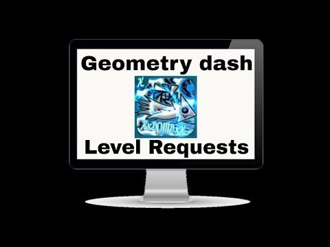 Geometry Dash Level Building! HIT 200! song req for BG music