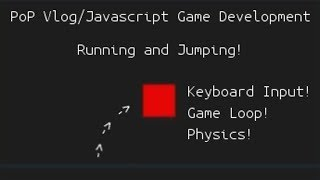 Run and Jump! Create a 2D Game with Javascript and HTML5!