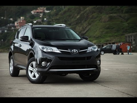 年輕十歲!4th Toyota RAV4