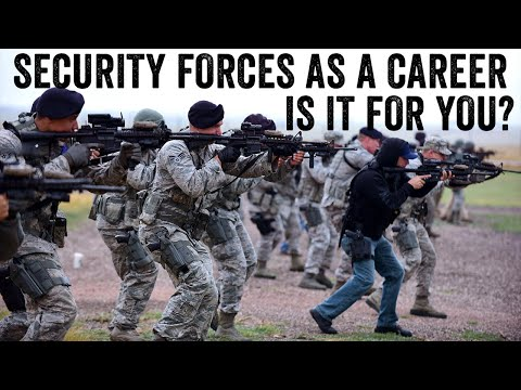 Air Force Security Forces - Pros & Cons