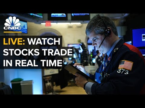 LIVE: Watch stocks trade in real time amid coronavirus fears – 2/27/2020