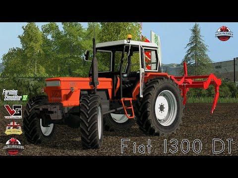 FIAT 1300 DT SUPER - FARMING SIMULATOR 17  |  ALEX FARMER