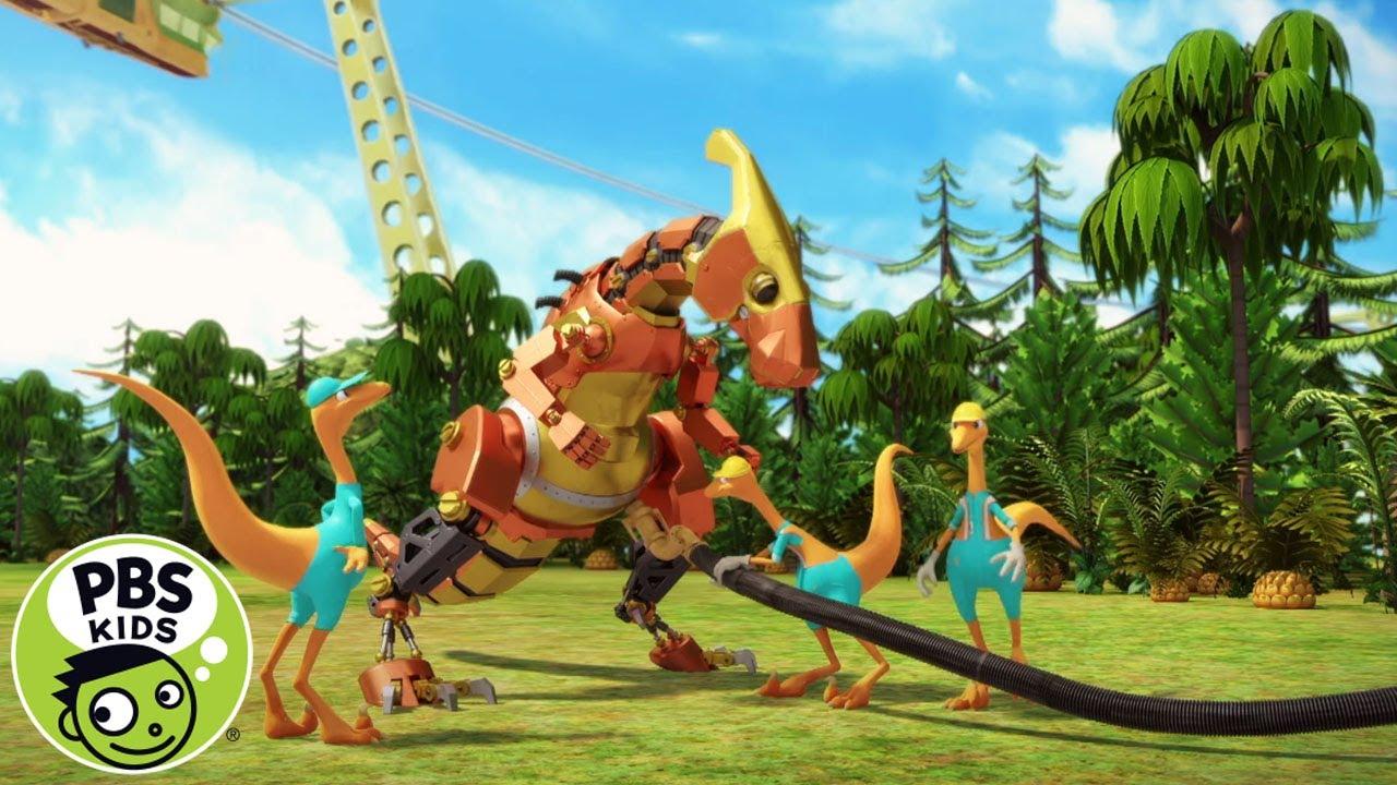 Dinosaur Train | Where Do Robot Dinosaurs Get Their Power From? | PBS KIDS