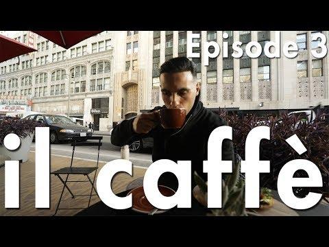 My Favorite Coffee Shop - il Caffe | EP. 3 | Mihran Kirakosian