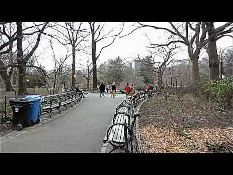 Central Park & Strawberry Fields