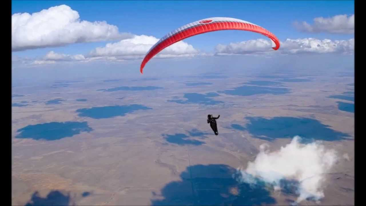 paragliding live wallpaper - youtube