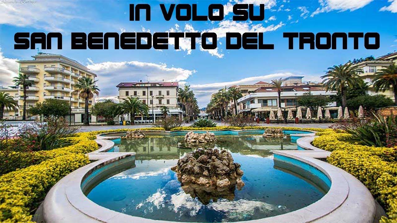 In Volo su San Benedetto del Tronto (AP)