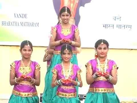 Welcome Dance song latest New Swagatha Geetham Akshara Vidyalaya  Nellore S Chand
