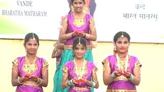 Welcome Dance song latest New Swagatha Geetham Akshara Vidyalaya  Nellore S Chand