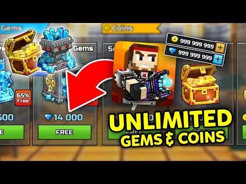 Pixel Gun 3D 12.5.0 Hack - Unlimited Gems & Coins, ALL GUNS, Online! (No Root) *WORKING*