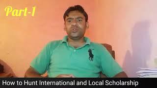 How to Hunt International Scholarship in Germany China USA South Korea  Turkey etc