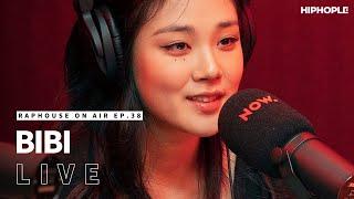 비비(BIBI) - 비누 (LIVE) / RAPHOUSE ON AIR [EP.38]