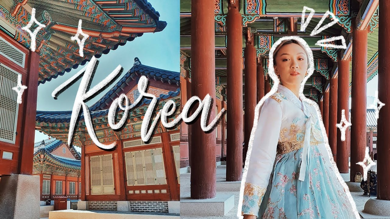 I Went to Korea for the First Time | Seoul Travel Vlog