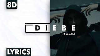 8D AUDIO | Samra - Diebe (Lyrics)