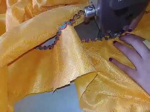 CRÉATION ROBE KABYLE (PARTIE 2) thumbnail