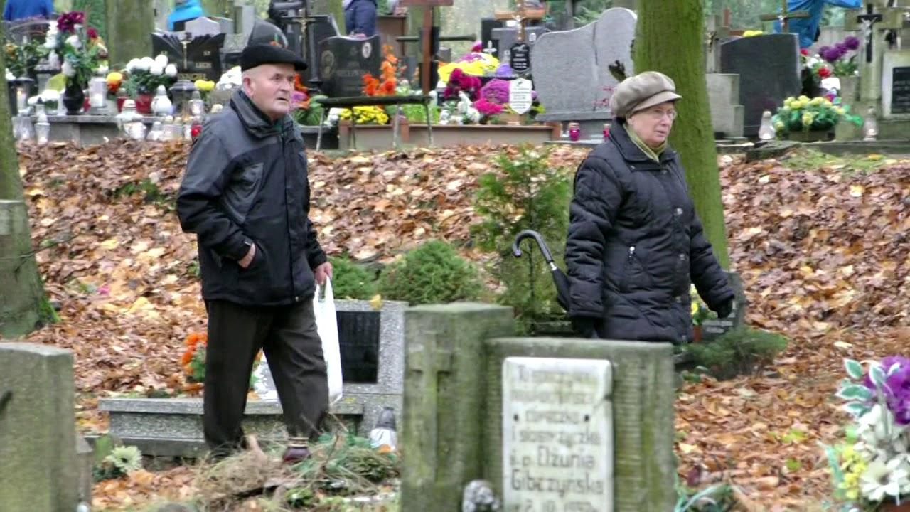 Malborczycy odwiedzają groby bliskich. Dzień Wszystkich Świętych – 01.11.2017