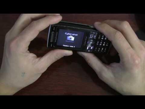 Sony Ericsson K800i. Обзор телефона 2006 года