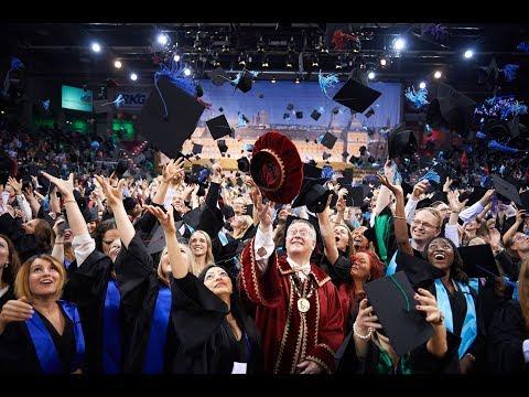 Unifest Bonn / Graduation Ceremony - University of Bonn / 波恩大学毕业典礼 2017