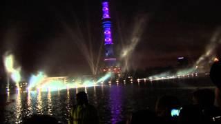 Останкино -  Световое шоу