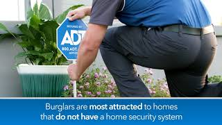 Home Burglary Stats and Facts | ADT Fact Series