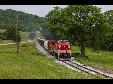 Railfanning The Nashville & Eastern