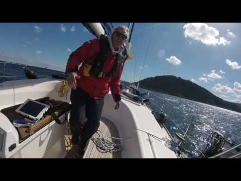 Epi 3 Sailing to Azores Singlehanded: Me Run Aground?