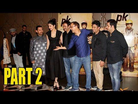 PK Grand Success Party   Aamir Khan, Anushka Sharma, Deepika, Ranveer PART - 2