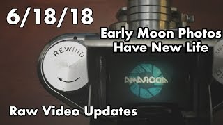 New Life to Old Moon Photos, Raw Video Updates, & More - Adorama Rewind