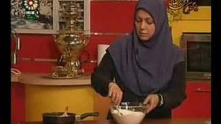 شیرنی ایرانی کیک زنجبیلی Zanjbaily Cake