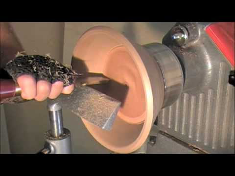 Segmented Woodturning - How to Turn a Fruit Bowl Video ...