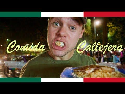 Cuernavaca Street Food 🌮 Tacos Acorazados