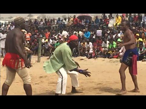 Download Ali Kanin Bello ya kashe Garkuwan Cindo a damben motar Abuja