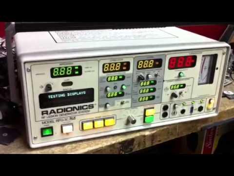 Radionics RFG-3C Plus