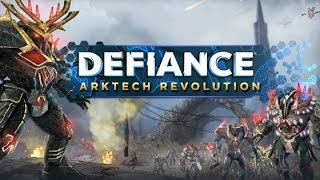 Defiance Arktech Revolution Releases on 4/15. Major Changes Coming!
