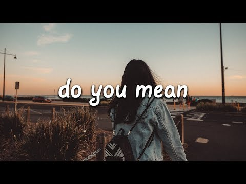 The Chainsmokers - Do You Mean  ft Ty Dolla $ign bülow